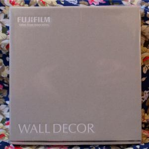 FUJIFILM の WALL DECOR