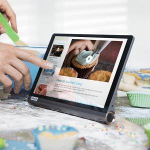 「10.1型タブレットパソコン Lenovo Yoga Smart Tab 64GB」レビュー