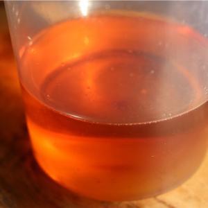 黄金の梅シロップ