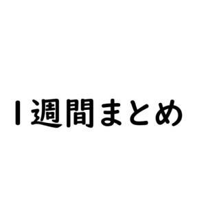 【1週間まとめ】意外と悪くない 累計損益+49,877円