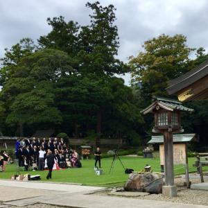 開運ツアー前の、ご案内予定の神社の神さまへ事前のご挨拶と祈願に行きました! 島根・出雲 開運鑑定