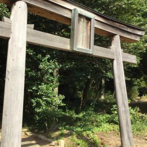出雲大社の前に、神さまがお立ち寄りになる朝山神社 2019年 神在月 神在祭 島根・出雲
