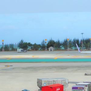 プーケット国際空港での乗り継ぎ方法:国内線から国際線へ