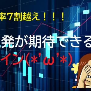 【取引日記】知っているとお得!!反発の期待できるライン