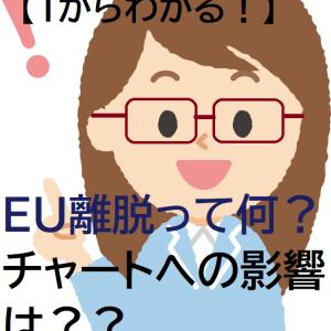 【1からわかる!】EU離脱って何?チャートへの影響は??