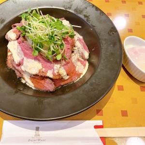 うまきローストビーフ丼とパン 2019/11/19の収益