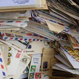 コロナウイルスの影響で手紙、荷物が届かない