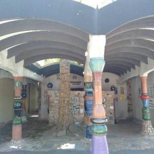 トイレで有名カワカワという田舎町