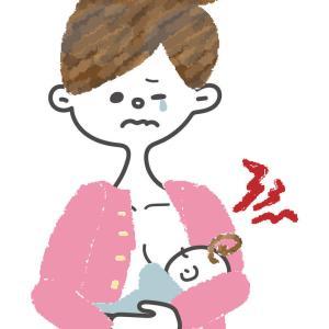 授乳の痛みにピュアレーンと乳頭保護器