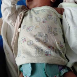 赤ちゃんの肌着はユニクロのボディースーツがおすすめ!