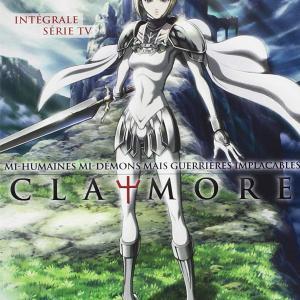 アニメ CLAYMORE(クレイモア)