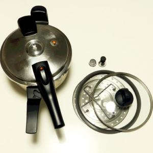 玄米の炊き方・圧力鍋~カラダにおいしいごはん~