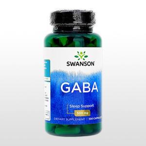 海外ジェネリック医薬品 身近なお薬屋さん(36)Swanson_GABA (ギャバ):メンタルヘルスサプリメント