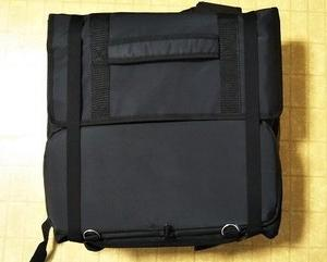【ウーバーイーツ】配達用バッグが届く。