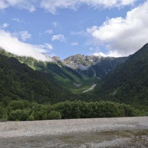 上高地小梨平キャンプ場口コミガイド|人生一度は訪れたい場所です