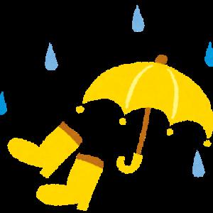 傘をたためますか?