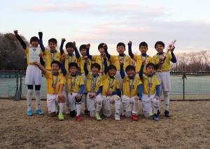 6年生 小平協会長杯 第3位