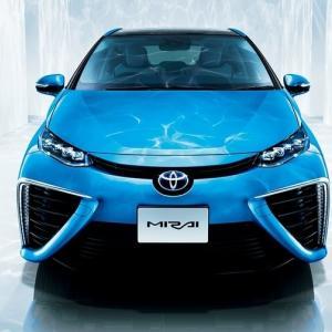 水素燃料 自動車のあれこれ #乗り天