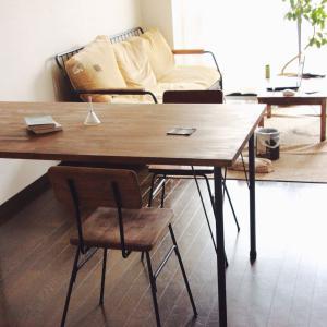 ブログ開始 わが家のソファ