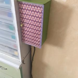 DIYコンセントボックス