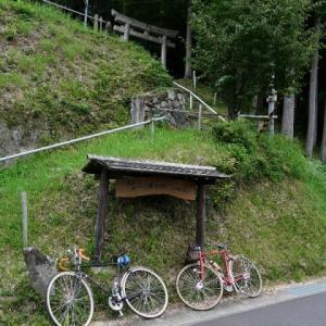 【丹波】六輪ポタ<34>猿田彦神社(黒井)