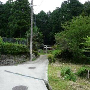 【丹波】六輪ポタ<35>天満神社(黒井)