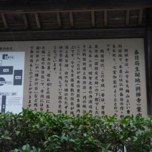 【丹波】六輪ポタ<36>興禅寺(黒井)