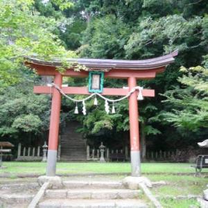 【丹波】六輪ポタ<39>五社稲荷神社(柏原)