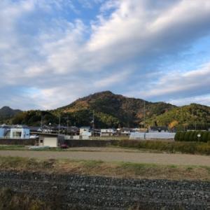 【丹波】六輪ポタ<40>黒井城遠望(黒井)