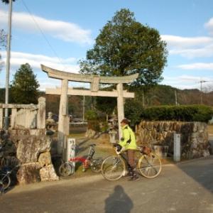 【篠山→黒井】おさらいポタ<13>再訪:天満神社(松森)