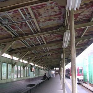 【東大阪徘徊/9】花園駅前の消えた風景?~2011年の風景