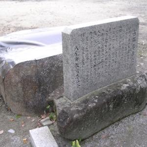 【東大阪徘徊/13】西郡天神社(泉町)~2011年の風景