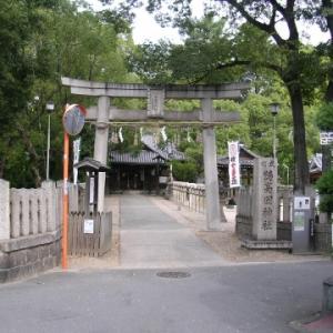 【東大阪徘徊/18】鴨高田神社(高井田元町)~2011年の風景