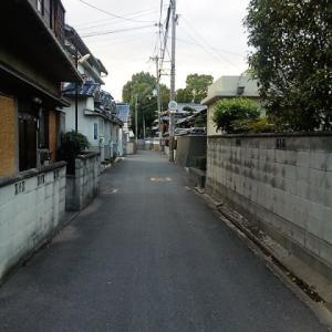 【東大阪徘徊/17】旧道をウロウロ~2011年の風景