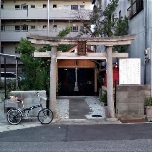 【立寄徘徊/6】3つの神社(兵庫区)