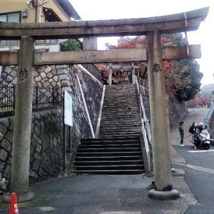 【立寄徘徊/15】熊野神社 (中央区中中山手通)