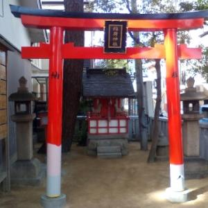 【立寄徘徊/20】灘をゆく・横屋八幡神社(東灘区魚崎北町)