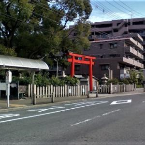【立寄徘徊/21】灘をゆく・魚崎八幡神社(東灘区魚崎南町)~1