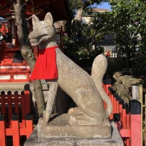 【立寄徘徊/28】須磨をゆく4・関守稲荷神社(須磨区関守町)〜2
