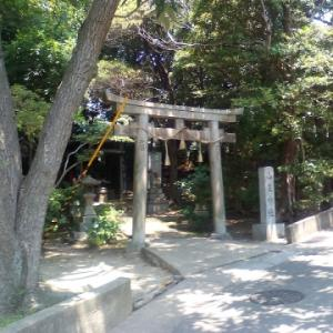 【立寄徘徊/31】垂水をゆく2・山王神社と供養塔(垂水区塩屋町)