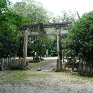 【丹波徘徊】氷上町遍12~大歳神社と八幡神社(三方)