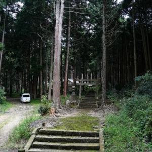 【丹波徘徊】氷上町遍14~八柱神社(氷上)