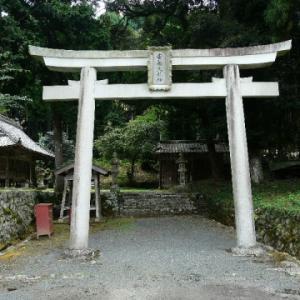【丹波徘徊】氷上町遍15~貴船神社(南油良)1