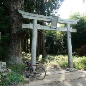 【丹波徘徊】青垣町遍12~芦井神社(青垣町栗住野)