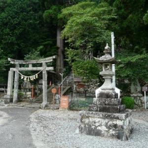 【丹波徘徊】青垣町遍11~高座神社(青垣町東芦田)