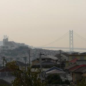 【立寄徘徊】多聞→舞子<9>:番外:大橋遠景(塩屋北)