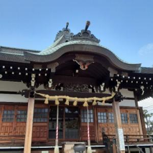 【近隣徘徊】自宅周辺編〜<4>:彫モン&愛宕神社&須佐之男神社