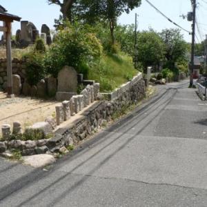 【近隣徘徊】住吉水車房跡編〜<8>:神社も巡る〜♪/石仏群