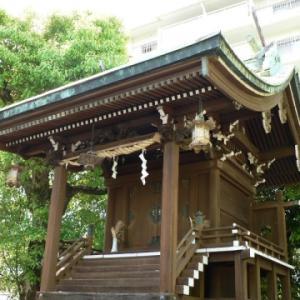 【近隣徘徊】住吉水車房跡編〜<9>:神社も巡る〜♪/阿保天神社