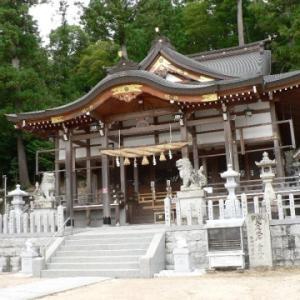 【立寄徘徊】その9〜三輪神社(三田市)〜その3